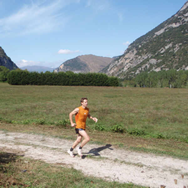 Trail Running - km's of potential!